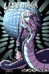 Lady Naga Promo Cover by Yamino