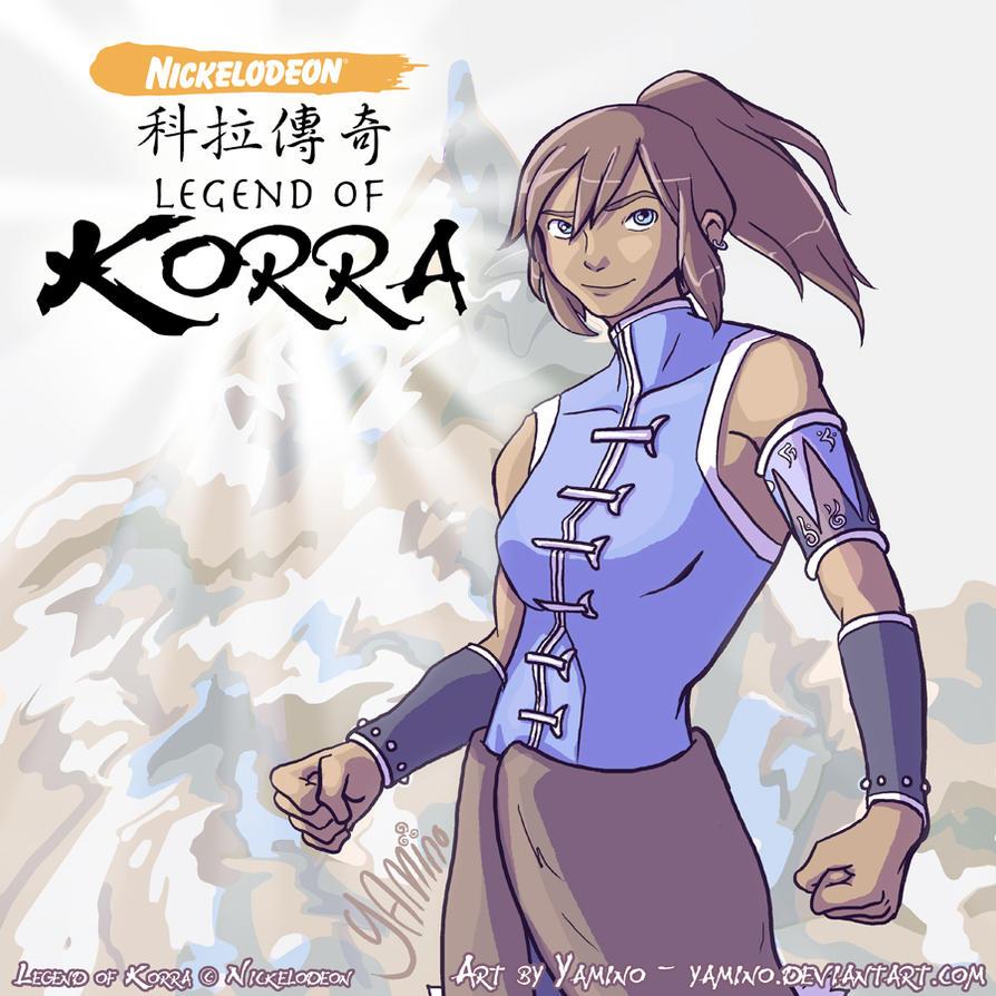 Legend of Korra by Yamino