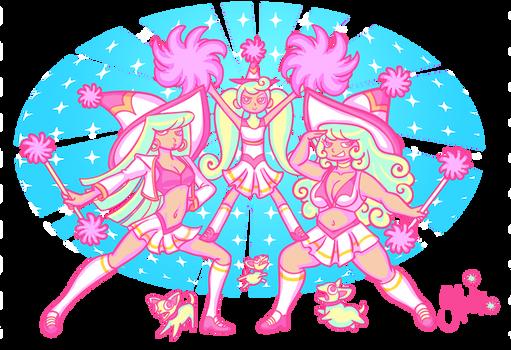 Cheerleader Witches