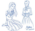 Nessarose Sketch