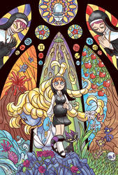 Stained Glass by Yamino