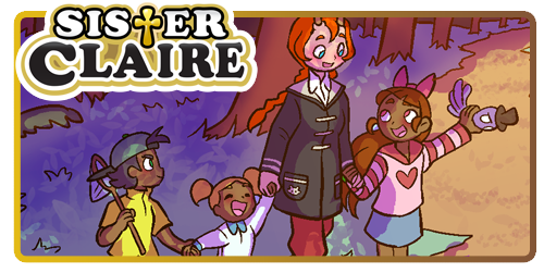 Sister Claire: Comic Update