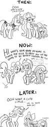 Fluttershy Comic by Yamino