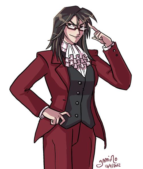 Prosecutor Yamino? by Yamino