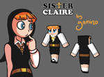 Sister Claire Minecraft Skin