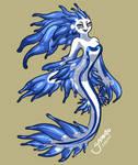 Sea Slug Mermaid