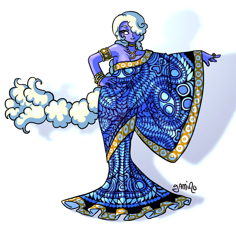 Desi Gabrielle by Yamino