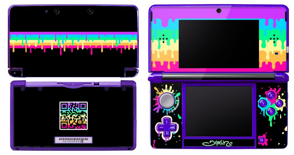 Yamiloo 3DS decal by Yamino