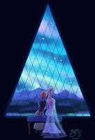 Frozen New Year by Yamino