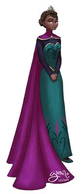Alternate Elsa