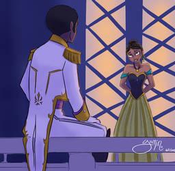 Alternate Anna and Hans
