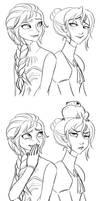 Jane and Elsa 2