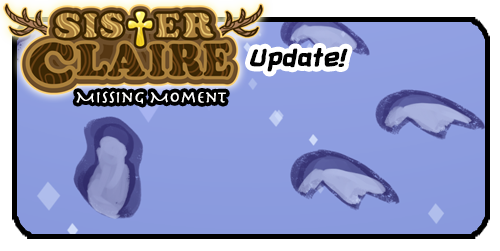 Sister Claire: Missing Moment Update by Yamino