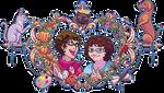 Yamino and Ash Family Crest