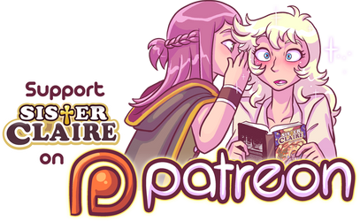 Sister Claire Patreon! by Yamino