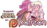 Sister Claire Patreon!