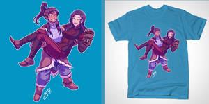 (Updated Design) Korrasami Shirt