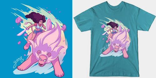 Stevonnie Shirt by Yamino
