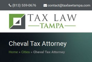 chevaltaxattorney's Profile Picture