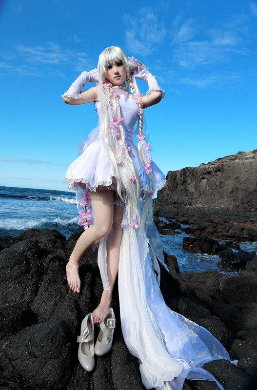 Chii~Chobits~ by kayancky