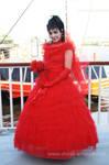 Lydia Deetz - cosplay cruise