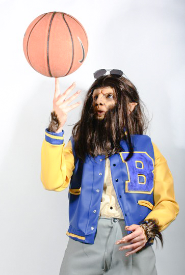 Spinning basket ball by Shirak-cosplay