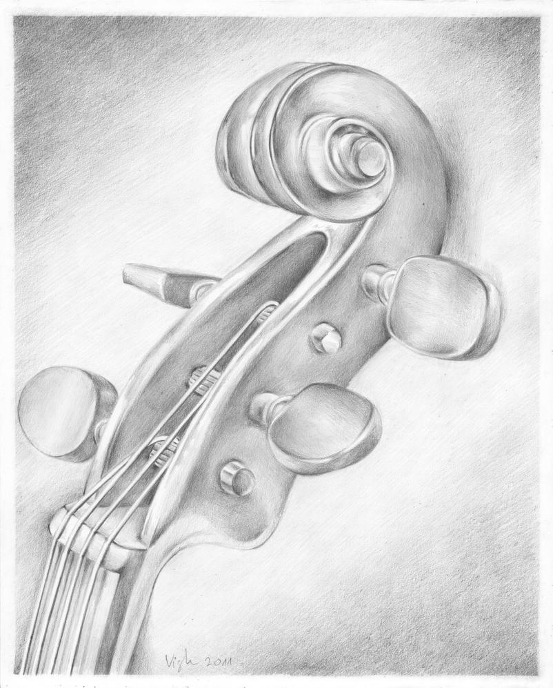 violin by vigh-attila on deviantART