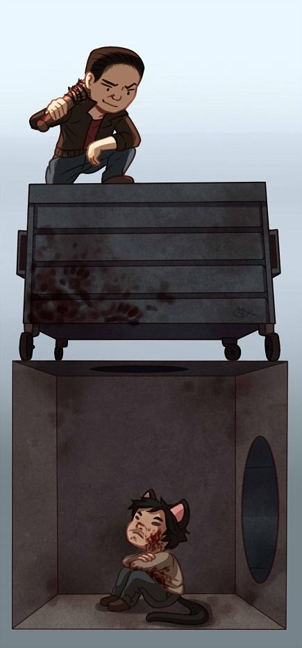 Schrodinger's Glenn by A-C-L