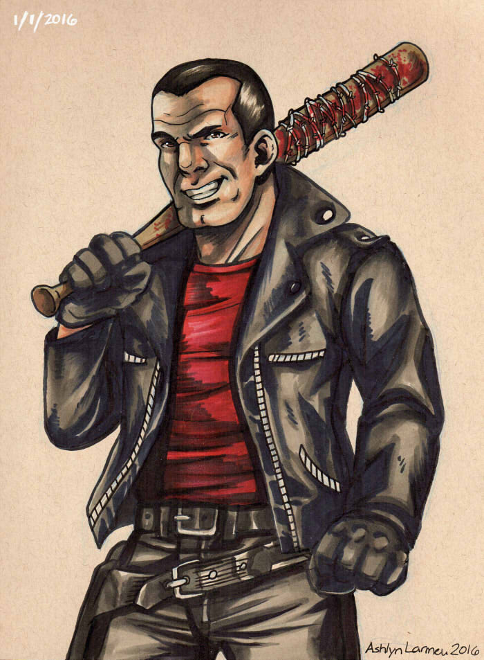 Negan is Coming... by A-C-L