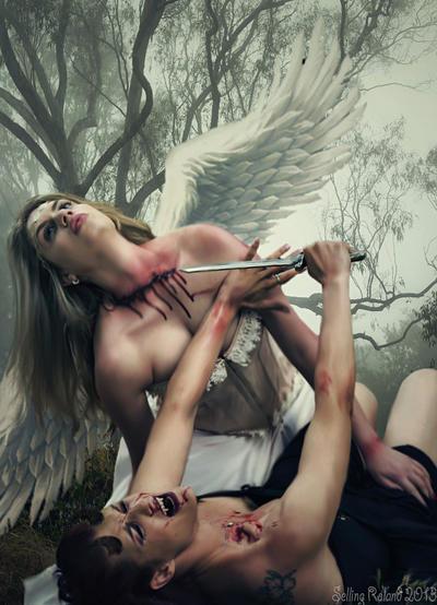 Angels War by blastevil