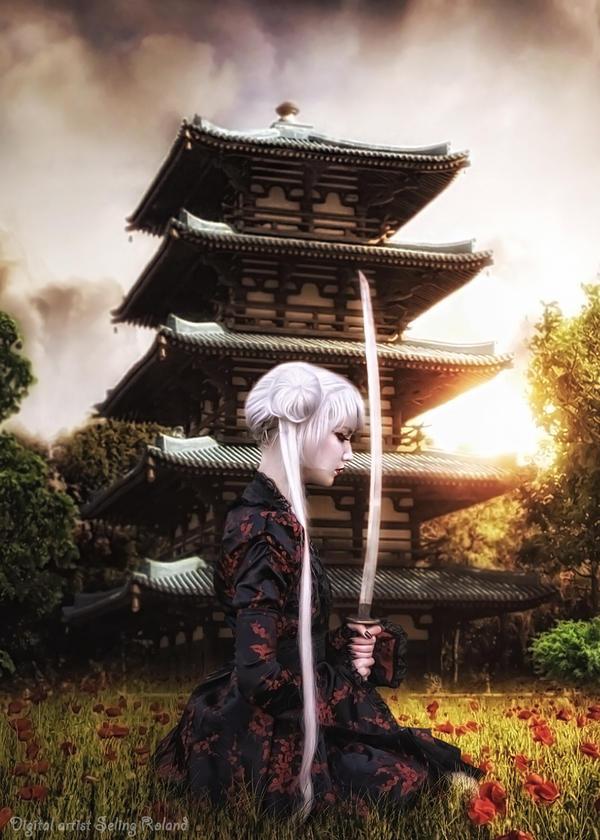 Kimono by blastevil