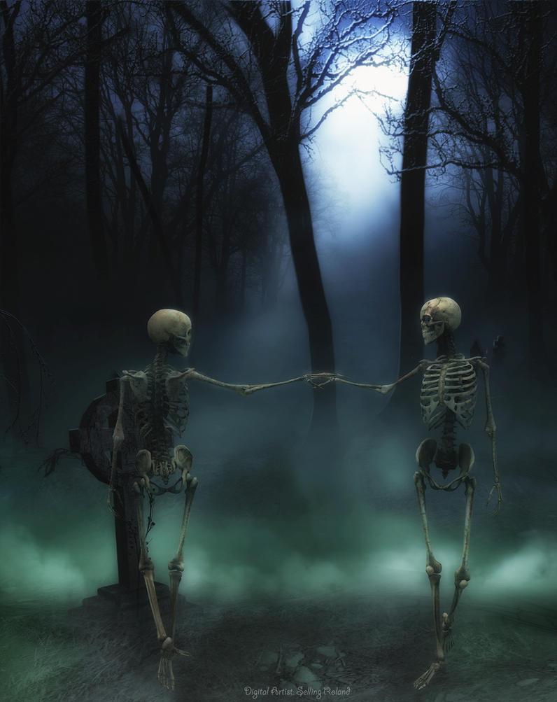 Gravedancers by blastevil