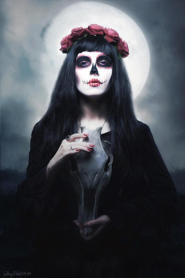 Santa Muerte by blastevil