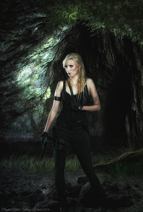 Tomb Raider by blastevil