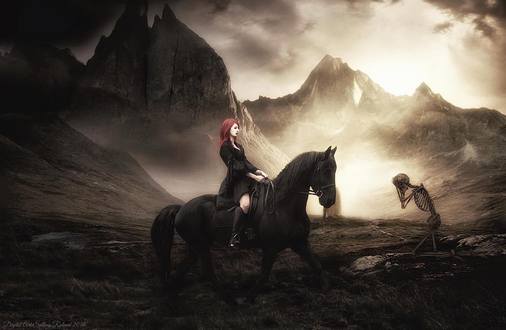 Apocalypse Rider by blastevil