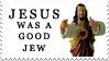 best jew ever - stamp by kaistamps