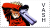 vash - stamp by kaistamps