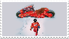 akira - stamp by kaistamps