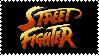 street fighter - stamp