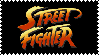 street fighter - stamp by kaistamps