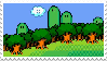 wario's woods - stamp by kaistamps