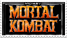 mortal kombat - stamp by kaistamps