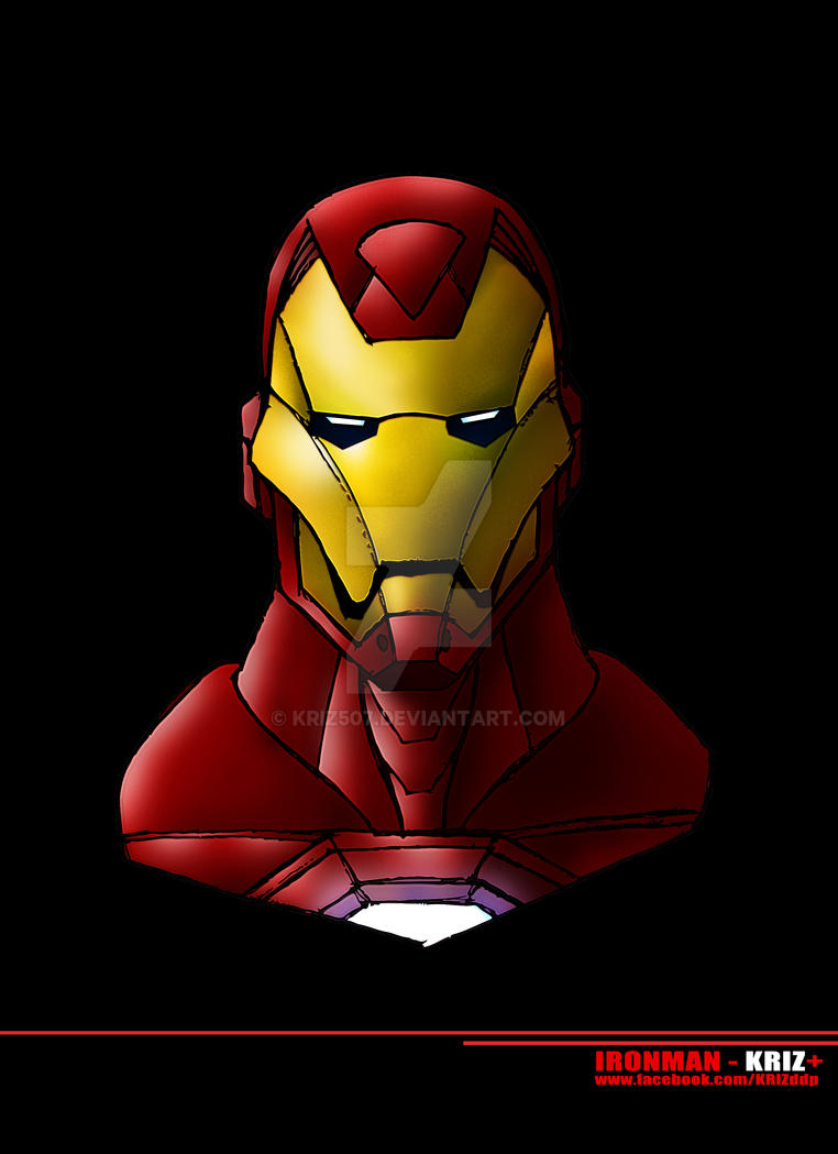 IRONMAN by KRIZ507