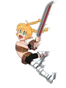 Lisa (Disgaea warrior edition)