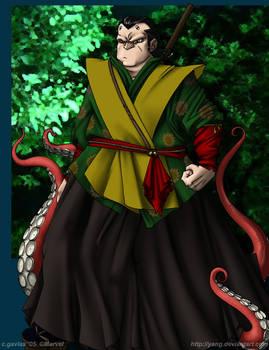 Tokugawa-era Octopus
