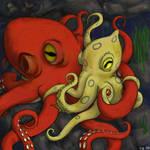 octopus love