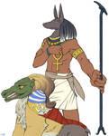 Anpu and Ammut