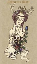 Memento mori by Heiwa-chan