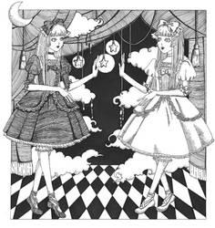 Gothic or Lolita by Heiwa-chan
