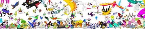 Shiny artwork by starkittens